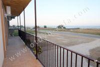 Феодосия-Вилла Гаяне - Общий балкон с видом на море