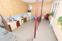 Феодосия, отдых частный сектор цены на проживания - Кухня с необходимой посудой