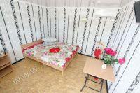 Отдых в Крыму, частный сектор для отдыха - Большие светлые комнаты