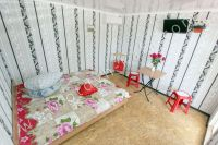 Отдых в Крыму, частный сектор для отдыха - Комнаты оборудованы телевизорами