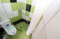 Отдых в Крыму, частный сектор для отдыха - Душевая совмещена туалетом