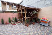 Выгодно снять дом под ключ в Крыму - Беседка для отдыха
