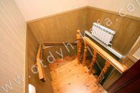 Эллинг на берегу моря, Феодосия - Лестница на второй этаж