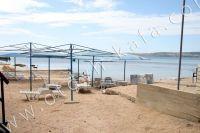 Эллинг на берегу моря, Феодосия - Выход на песчаный пляж