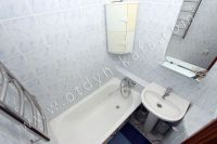 Феодосия, сниму жильё у моря - Современная ванная комната