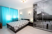 Квартиры в Феодосии на время отпуска - Большая двуспальная кровать
