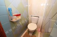 Отдых в Феодосии, цены на квартиры - Отдельный санузел
