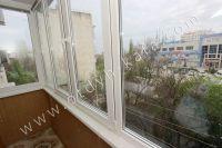 Феодосия квартиры посуточно без посредников - Балкон с видом на улицу