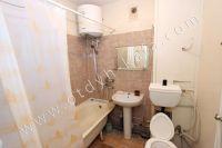 Недорогие квартиры в Крыму у моря - Ванная комната