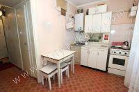 Недорогие квартиры в Крыму у моря - Кухонный уголок