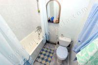 Феодосия, дёшево снять жильё у моря — не проблема!  - Просторная ванная комната