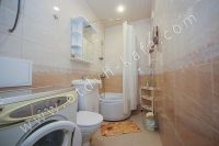 Недорого сдам квартиру в Феодосии летом - Современная ванная комната.