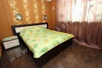 Аренда жилья в Феодосии - Удобная двуспальная кровать