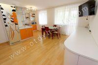 Феодосия жилье недорого - Большая и светлая кухня - студия