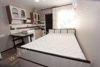 1-комнатный дом в Феодосии. Гостевые дома у моря - 2019 - Удобная двуспальная кровать