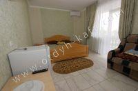 Гостиницы Феодосии - Большая двуспальная кровать