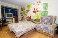 Отдых в Феодосии 2021 в уютной квартире в центре города - Уютная спальня.