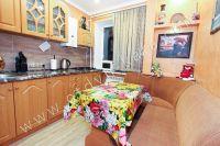 Отдых в Феодосии 2020 в уютной квартире в центре города - Вся необходимая кухонная мебель.