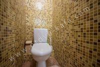 Только у нас квартиры посуточно! Феодосия недорого летом - Отдельный туалет.