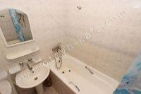 Недорого снять квартиру в Феодосии - Современная ванная комната