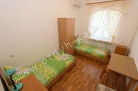 Недорого снять квартиру в Феодосии - Маленькая спальня с кондиционером