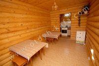 Феодосия: частный сектор для отдыха - Кухня на втором этаже