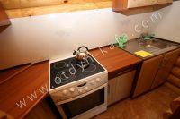 Феодосия: частный сектор для отдыха - Электро плита для готовки