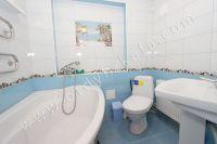 Не составит труда снять дом в Феодосии в 2020 году - Новая сантехника в ванной комнате