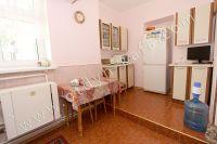Снять дом в Феодосии на берегу моря (ул. Дружбы) - Вместительная кухня