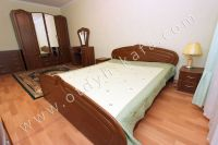Приезжайте на отдых в Феодосию без посредников - Большая двуспальная кровать