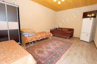 Черное море, Феодосия, отдых 2017, цены частный отдых - Большая и светлая спальня