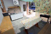 Черное море, Феодосия, отдых 2017, цены частный отдых - Небольшая кухня
