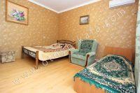 Жилье в Феодосии! Частный сектор подарит домашний комфорт и уют - Удобная двуспальная кровать