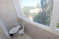 Современные квартиры в Феодосии посуточно - Балкон с видом на Феодосию