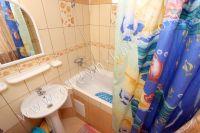 Уютное жилье снять посуточно! Феодосия предоставляет широкий выбор апартаментов - Современная ванная комната