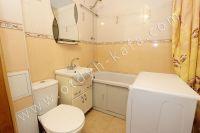 Посуточная аренда квартир в Феодосии на выгодных условиях - Современная ванная комната