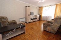 Отличные квартиры посуточно в Феодосии! Выбор за вами - Просторный зал