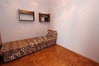 Отличные квартиры посуточно в Феодосии! Выбор за вами - Небольшая кровать
