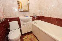 Крымские туристы выбирают Феодосию! Недорогое жилье у моря - Современная ванная комната