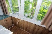 Проведите отдых в Феодосии, цены приемлемы - Небольшой балкон