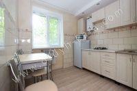 Квартиры посуточно в Феодосии! Разнообразие вариантов и цен на Отдых-Кафа - Просторная кухня.