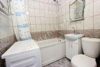 Квартиры посуточно в Феодосии! Разнообразие вариантов и цен на Отдых-Кафа - Просторная ванная комната.