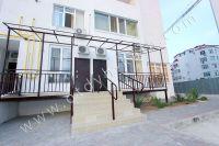 Снять жилье в Феодосии на берегу моря - Небольшая терраса.