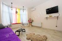 Отдых-Кафа — Выгодная аренда квартир в Крыму - Большой ЖК-телевизор.