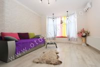 Отдых-Кафа — Выгодная аренда квартир в Крыму - Комфортный двуспальный диван.