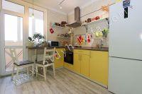 Отдых-Кафа — Выгодная аренда квартир в Крыму - Просторная кухня.