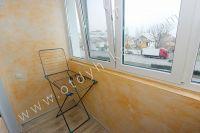 Отдых-Кафа — Выгодная аренда квартир в Крыму - Небольшой балкон.