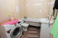 Отдых-Кафа — Выгодная аренда квартир в Крыму - Просторная ванная.