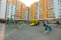 Отдых-Кафа — Выгодная аренда квартир в Крыму - Детские качели.