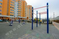 Отдых-Кафа — Выгодная аренда квартир в Крыму - Новые тренажеры.